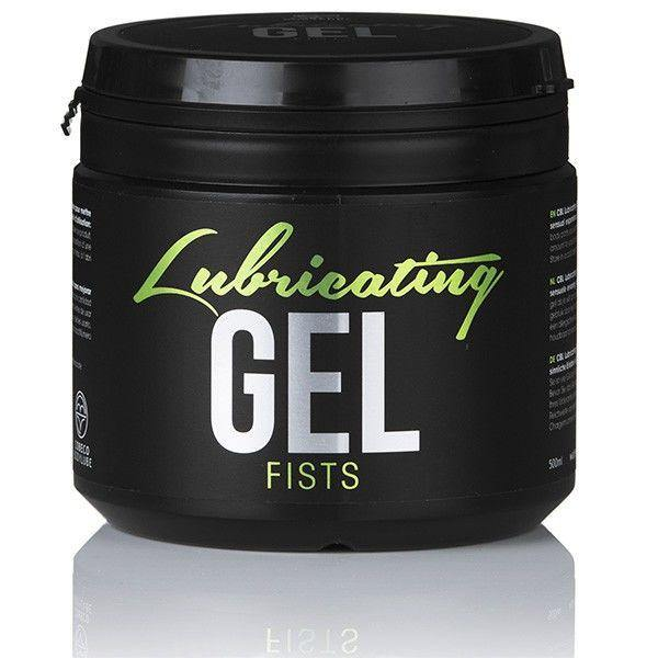 Cbl Gel Lubricante Fists Base Agua 500Ml - CosmoErotic