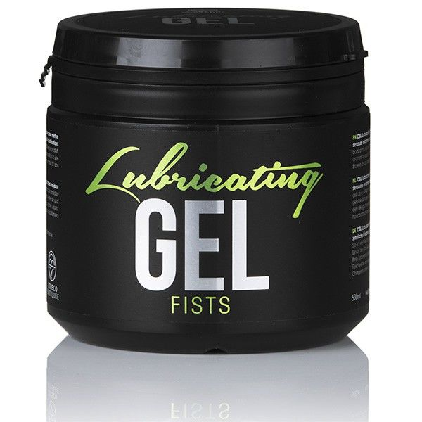 Cbl Gel Lubricante Fists Base Agua 500Ml