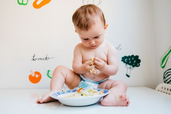 food for 6 month baby