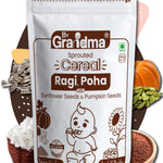 ByGrandma® Sprouted Ragi, Poha and Seeds Porridge Mix - ByGrandma