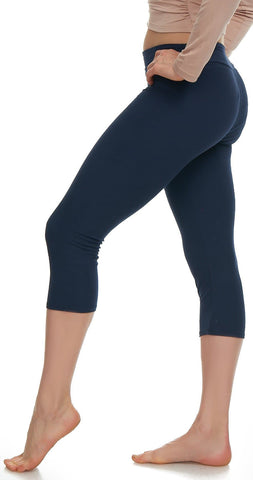 Buttery Soft Capri Leggings - Many Colors