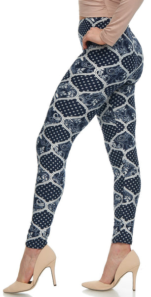 Women's Buttery Soft Leggings | Variety of Prints