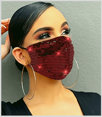 So Glam Mask - NeverLess A1