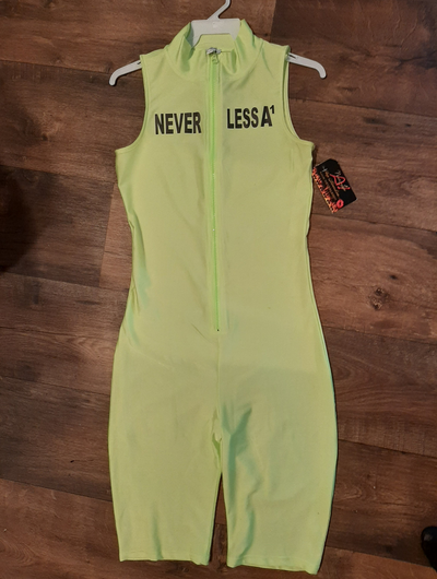 Neon Zipsuit - NeverLess A1