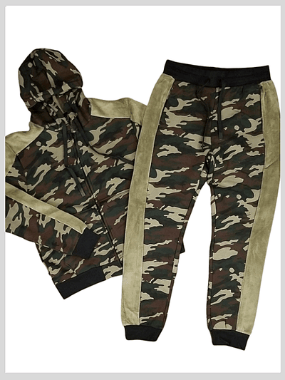 Camofly Men Set - NeverLess A1