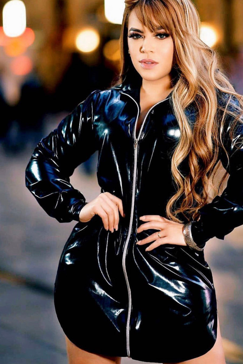 JENN LATEX BLACK