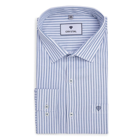 Striped Classic Cotton Shirt