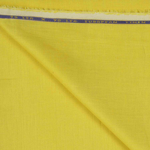 Image of Yellow Linen