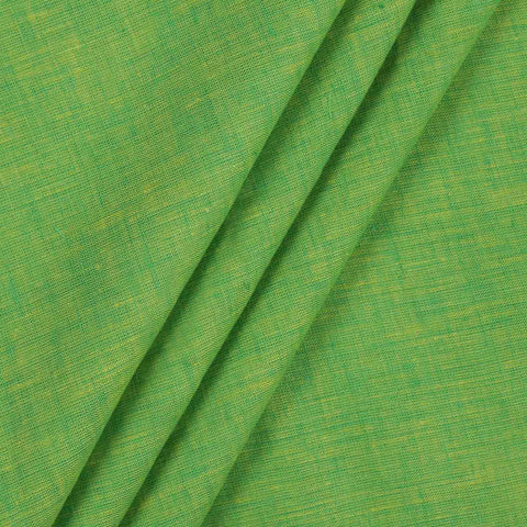 Image of Pitch Green & Yellow Linen