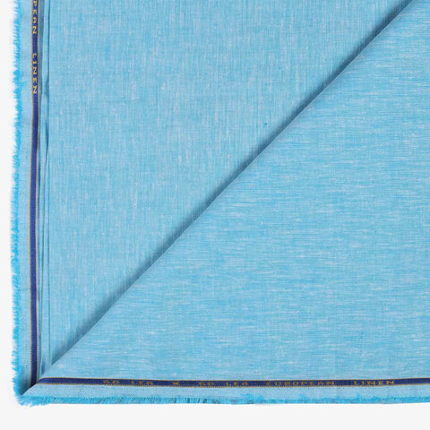 Image of Sky Blue Linen