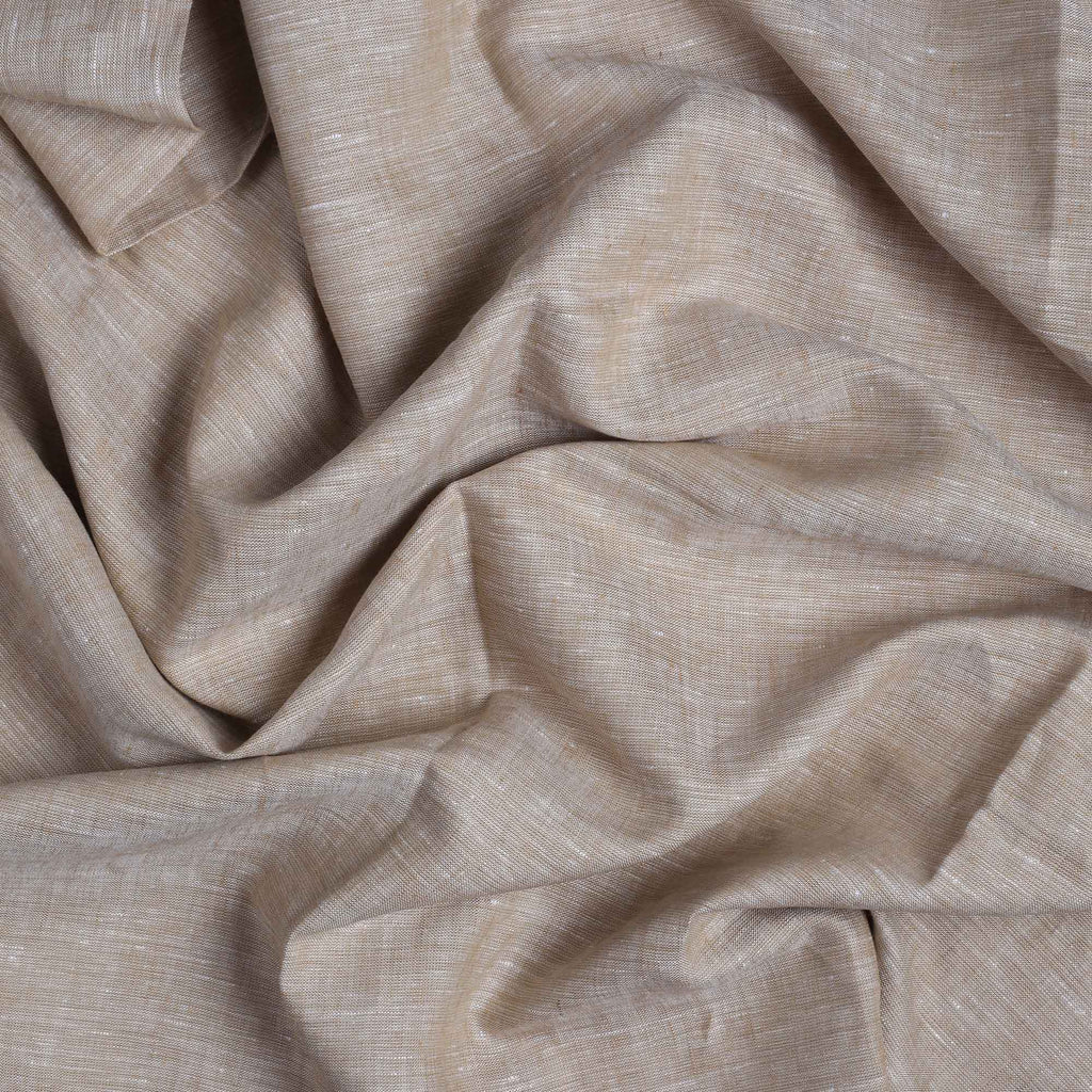 Light Brown Linen
