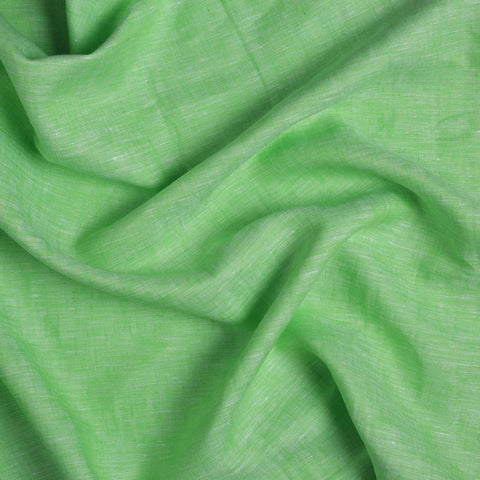 Image of Light Pitch Green Linen