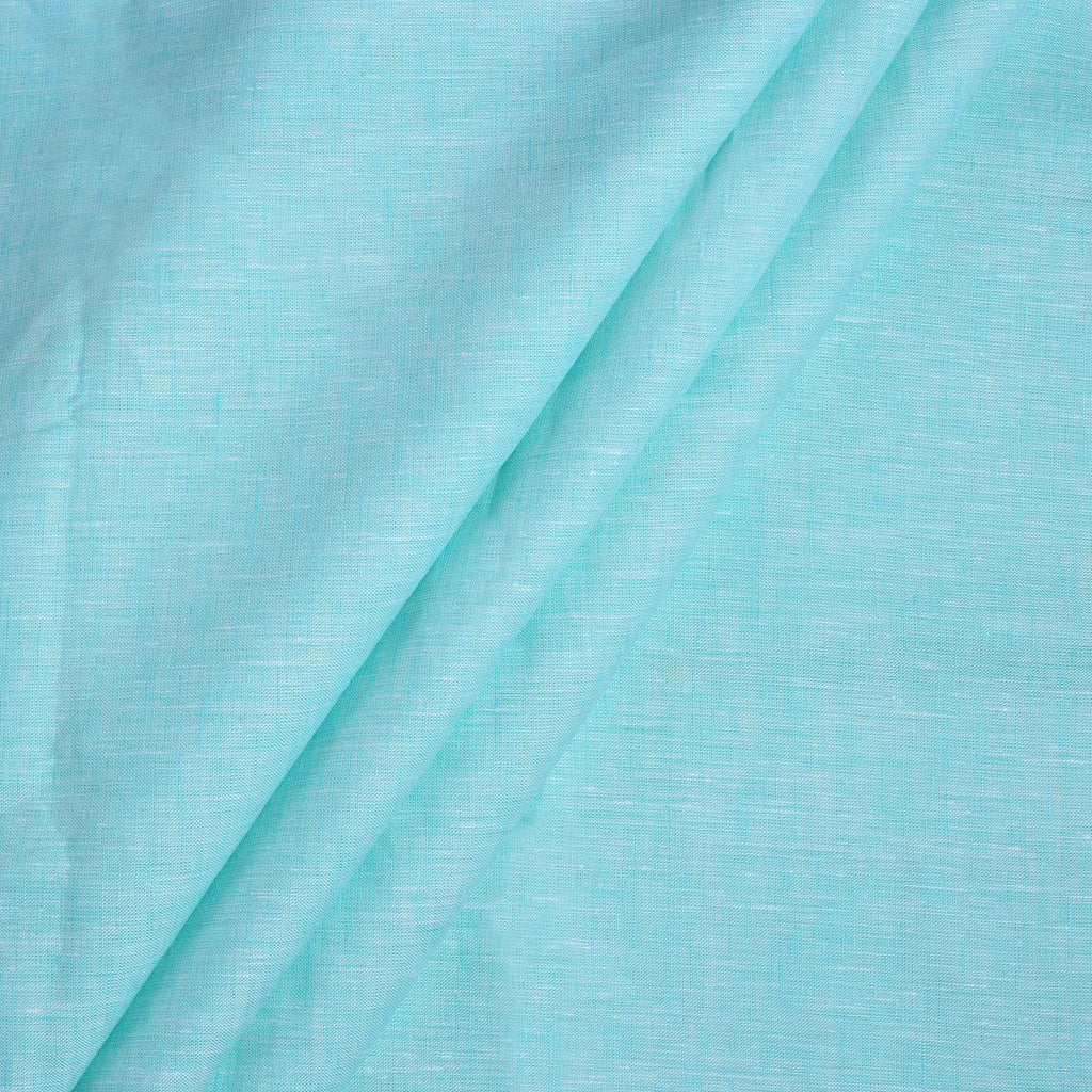 Light Sky Blue Linen