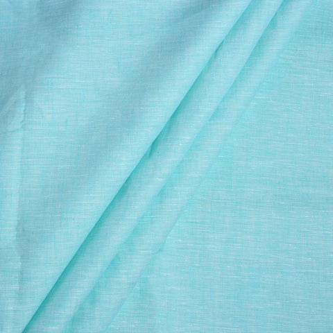 Image of Light Sky Blue Linen
