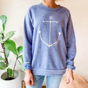 Always Smooth Sailing Sweatshirt
