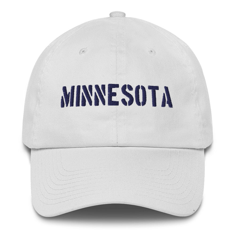 Load image into Gallery viewer, Embroidered Hat- Minnesota