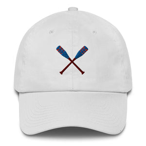 Embroidered Hat- Crossed Oars