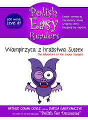Wampirzyca z hrabstwa Sussex (The Adventure of the Sussex Vampire) - E-book (600 words)