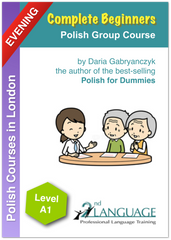 Evening Polish Courses for Beginners