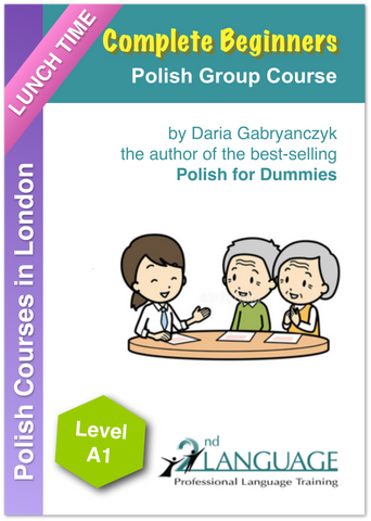 Lunch Time Polish Beginner Course
