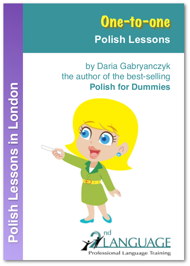 Polish One-to-One Lessons