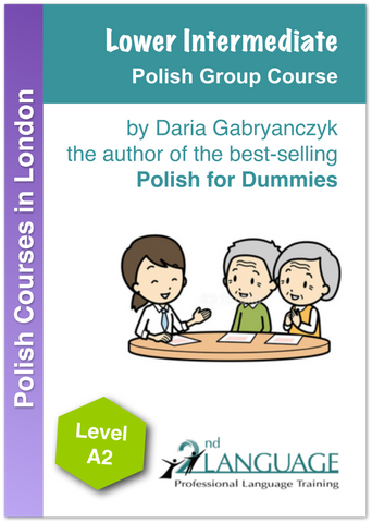 Polish Courses in London - Level 5 and above - A2