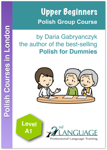 Polish Upper Beginner Group Courses in London