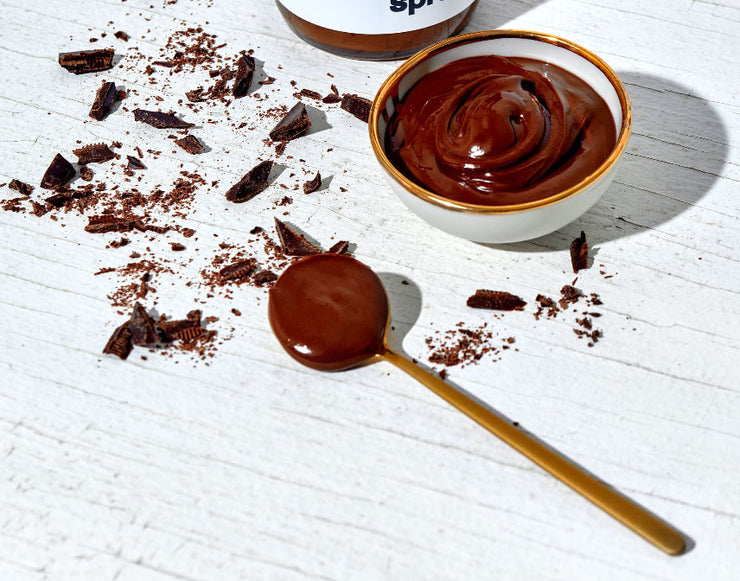 Dark Chocolate Hazelnut Butter Spread