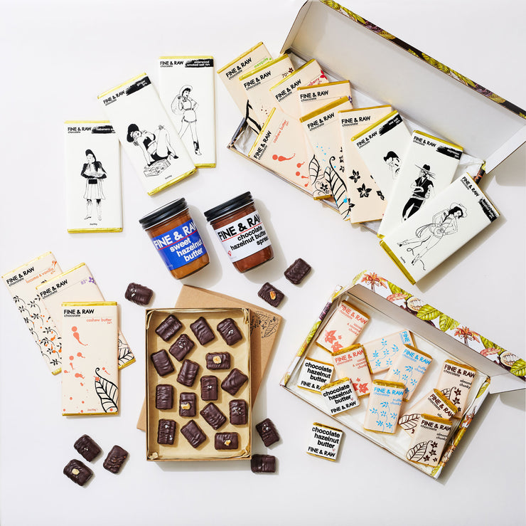 All Day I Dream Of Chocolate - Gift Set