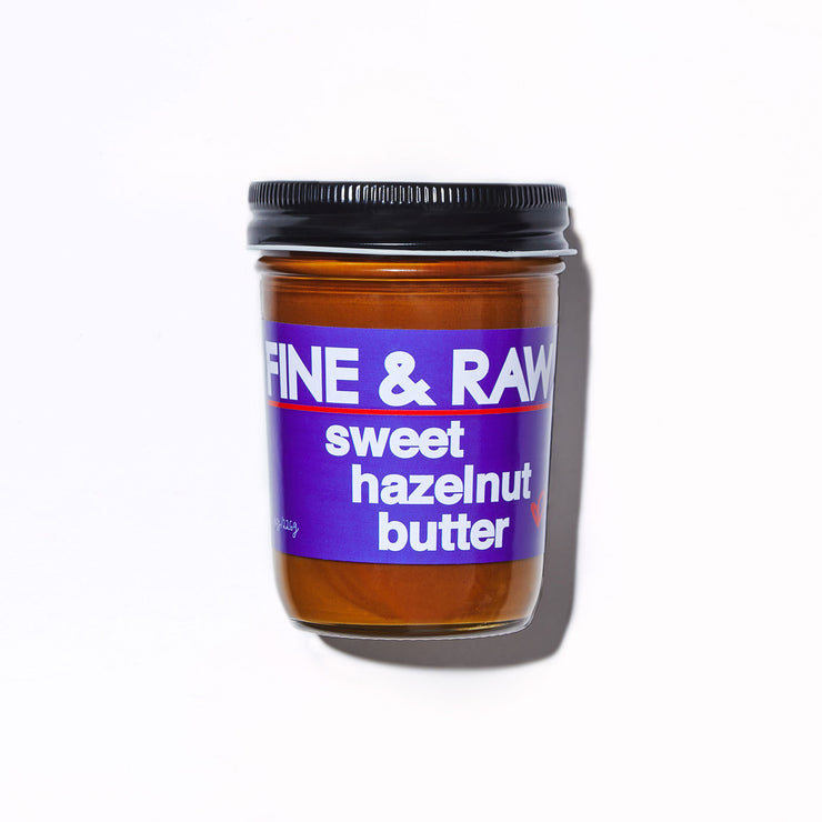 Sweet Hazelnut Butter Spread