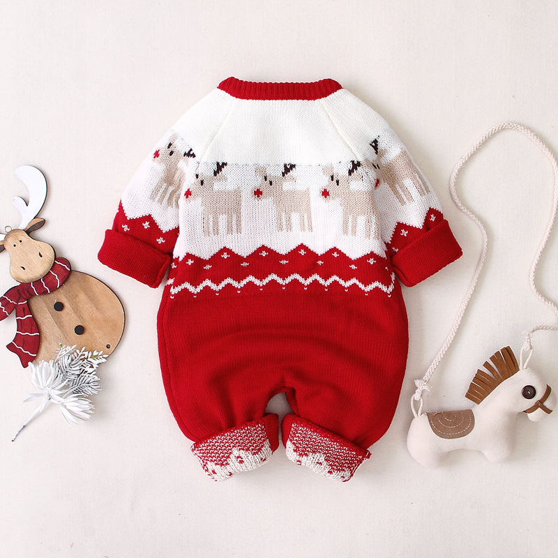 Baby Christmas Sweater