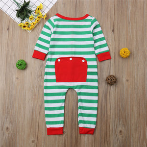 Baby Elf Pajamas