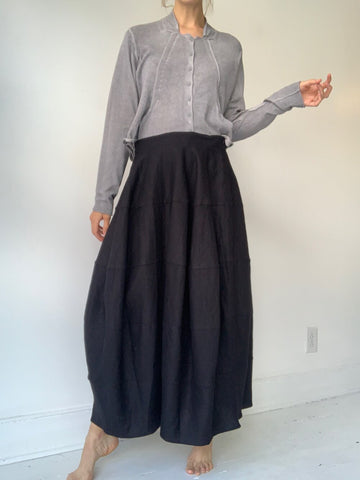 replika paneled skirt