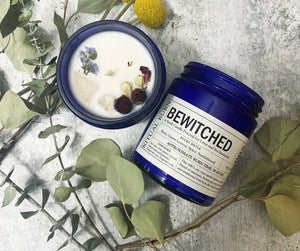 Bewitched Spell Candle for Love and Enchantment