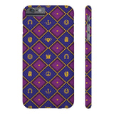 Jojo anime iPhone case