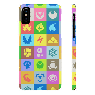Pokemon Phone Case Pokemon Types