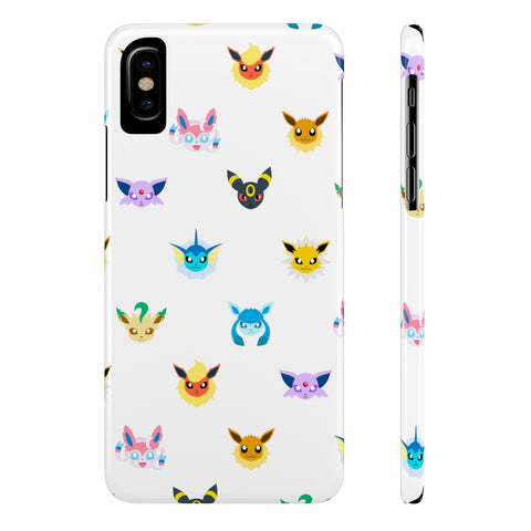 Eeveelution Pokemon Phone Case