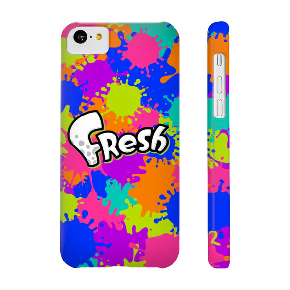 Splatoon iPhone case