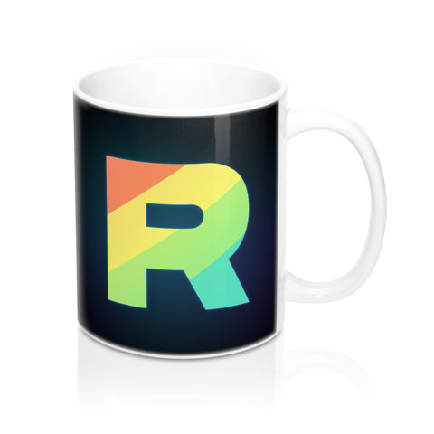 Team Rainbow Rocket Mug