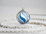 Pokemon Absol Absolite Mega Stone Pendant Necklace