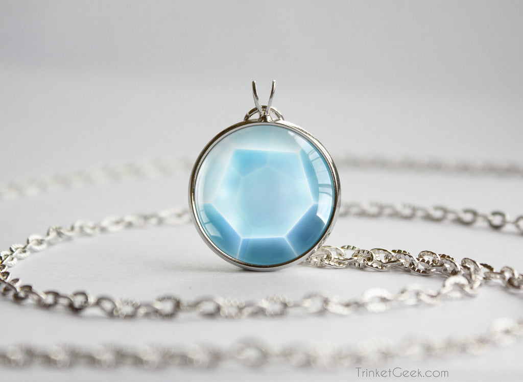 Pokemon Adamant Orb necklace hold item pendant