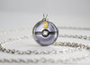 Meowth Pokemon Alola Form Themed Pokeball pendant
