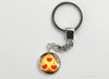 Applejack Cutie Mark Key Chain