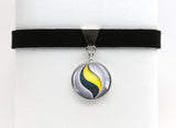 Pkmn Mega Stone Choker Necklaces