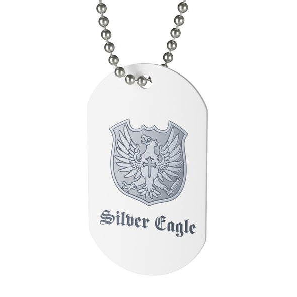 Black Clover Silver Eagle