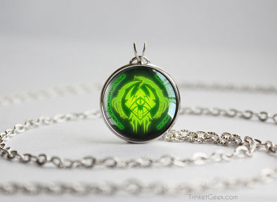 Blazblue necklace Hazama captain of the Novus Orbis Librarium