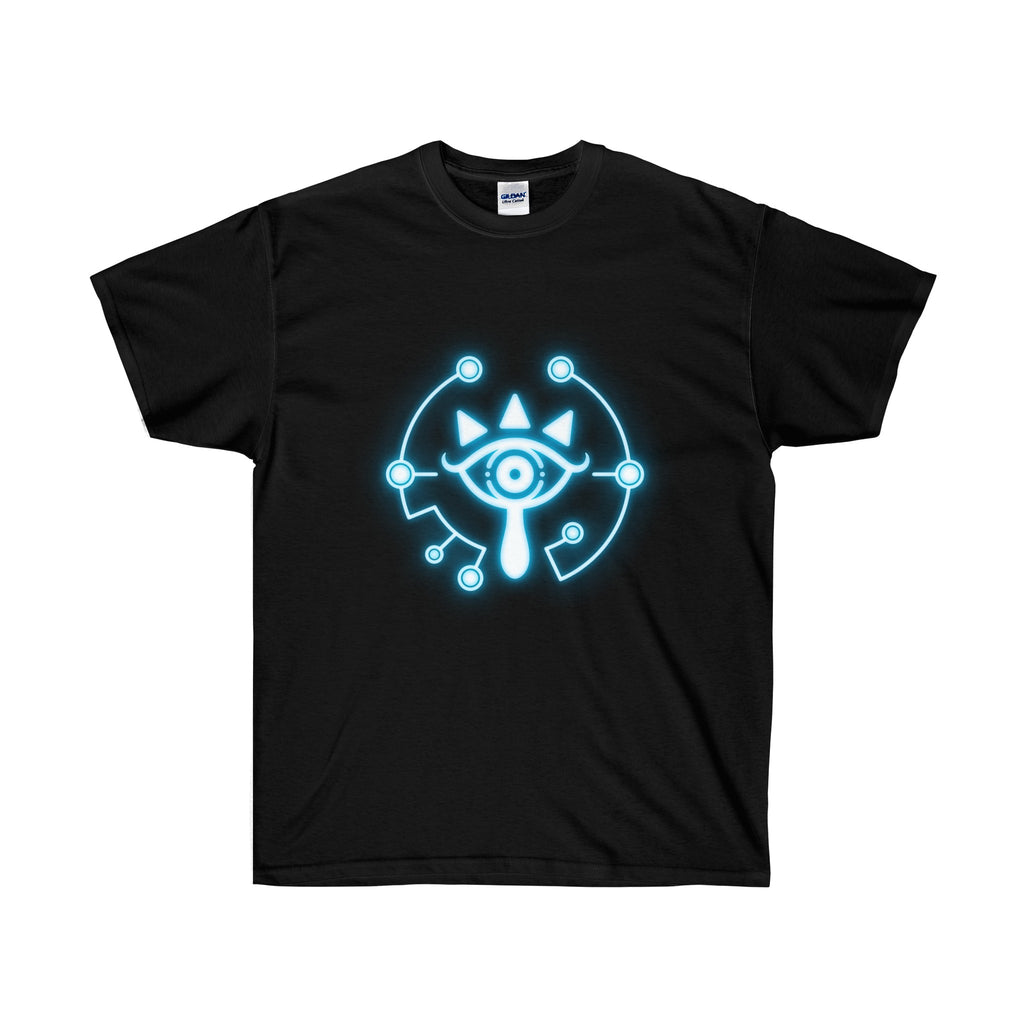 zelda sheikah eye shirt
