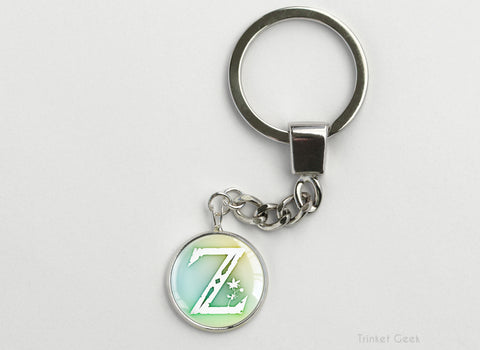 Zelda BOTW Breath of the Wild Key Chain