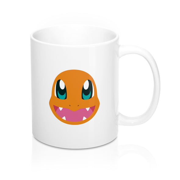 Charmander Pokemon Mug