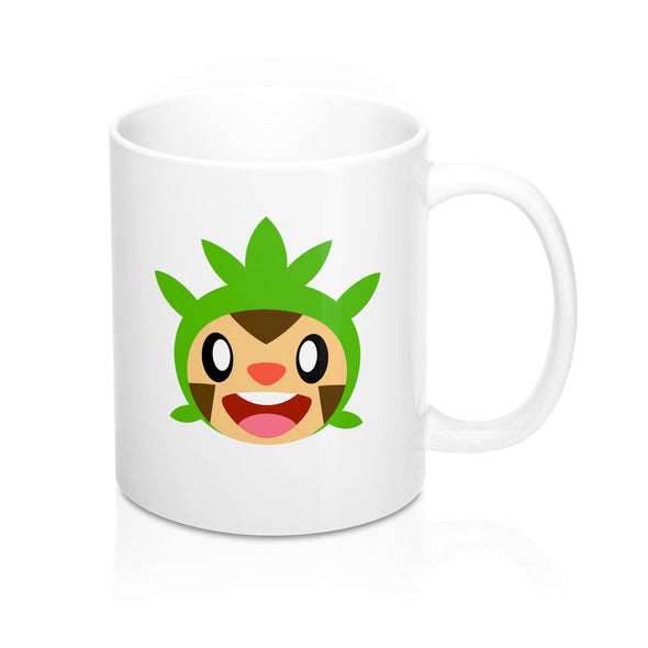 Chespin Pokemon Mug